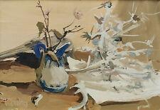 Tableau - Jonathan Zutter (1928-1998)