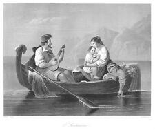 O santcissima, canzone per Mandoline, Sicilia, Italia, in acciaio chiave di circa 1850
