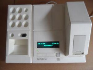 Roche REFLOTRON® IV Spektralphotometer +Workstation+Anleitung mit Rechnung