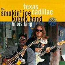 Smokin' Joe Kubek, Smokin' Kubek Joe Band - Texas Cadillac [New CD]
