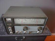 VINTAGE NATIONAL NC109 HAM RADIO RECEIVER