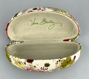 Vera Bradley Sunglasses Case Only Pink Floral Hardcase Large