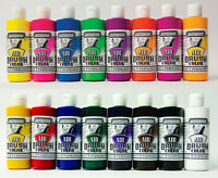 Jacquard Airbrush Paints 48 Colors Available You Choose - One Bottle 118ml
