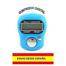 CONTADOR DIGITAL GOLF AZAFATAS ESPECTACULOS ENTRADAS CONTROL INVENTARIOS COLEGIO