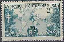 LA FRANCE D'OUTRE MER N°741 NEUF ** LUXE GOMME D'ORIGINE MNH