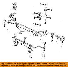 GM OEM Stabilizer Sway Bar-Rear-Link 25940977