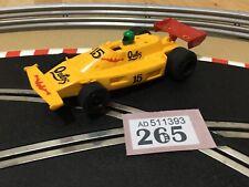 Scalextric Car Ferrari Orange Qudos No15 C124 Lot 265