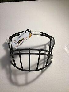 Derek Watt 2020 Pittsburgh Steelers Game Worn Face Mask 9/20/2020 Vs Broncos