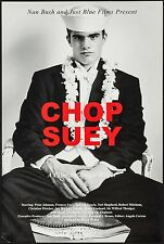 "CHOP SUEY 2001 24""x36"" Bruce Weber documentary poster unfolded  Film/Art Gallery"