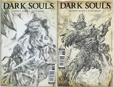 Dark Souls: The Breath Of Andolus #1 & 2 - Alan Quah Second Print Variants!! NM+