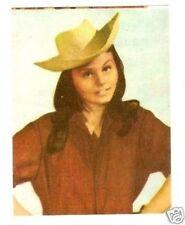 Rocio Durcal #166 - 1960s TV Card    from Spain
