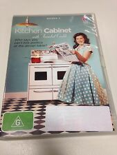 Kitchen Cabinet - Annabel Crabb Season/ Series 3 Region 4DVD - Free Post