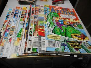 (15) low grade Archie comics lot