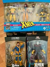 Marvel Legends X-Men Love Triangle & Warlock BAF Cyclops. & Morph