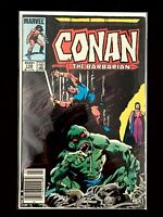 CONAN THE BARBARIAN VOL.1 #156 MARVEL COMICS 1984 VF- NEWSSTAND EDITION