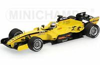 MINICHAMPS Jordan F1 model racing cars Mansell Frentzen Monteiro Yamamoto 1:43rd