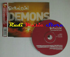 CD Singolo FATBOY SLIM MACY GRAY Demons 2000 austria SKINT 6705472 (S2*) mc dvd