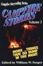 Campfire Stories by William W. Forgey (1994, Cassette)