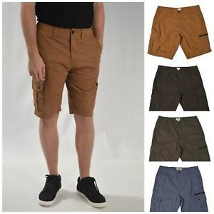 NEXT Mens Cargo Utility Shorts Zip Pocket Long Short 36 38 40 42