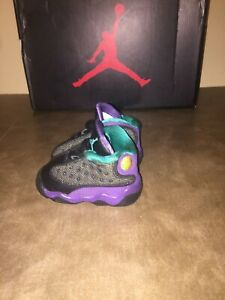 Kids Retro Jordan 13 Size 3.5C,  Good Condition