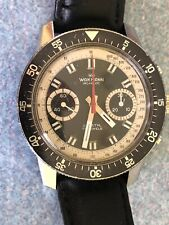 Men's WAKMANN Big Boy, REF1382, 200M, CHRONO, SS, 41MM diam.