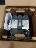 SEDA36AT0100 GENERAL ELECTRIC 3 POLE 100 AMP 600V CIRCUIT BREAKER NEW