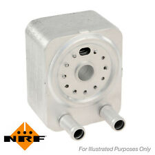 Fits Fiat Grande Punto 199 1.4 Genuine NRF Engine Oil Cooler