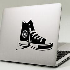 "Converse AllStar apple Macbook Décalque Sticker Fits 11"" 12"" 13"" 15"" and 17"" Models"
