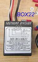BSA Triumph B40 C15 T20 Cub B25 B44 B50 Boyer Bransden Blackbox Steuergerät 12V