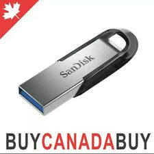 SanDisk Ultra Flair 128GB USB 3.0 Flash Drive - SDCZ73-128G-G46 CANADIAN SELLER