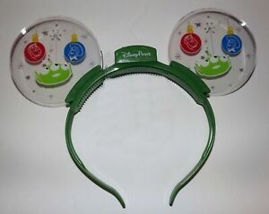 NWOT Toy Story Holiday Themed Light-Up Glow Ears - WDW Parks Exclusive