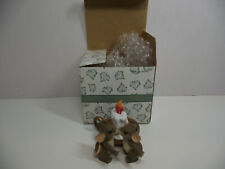 Fitz and Floyd Charming Tails Candle Light Kisses 87/116 kissing mice
