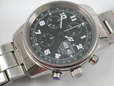 Chronograph Revue Thomen Airspeed XXL Schweiz Automatik Valjoux 7750