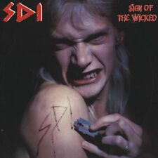SDI - Sign Of The Wicked - CD - 162333