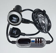 MONSTER ICARPLAY WIRELESS PLUS FM TRANSMITTER/CHARGER FOR IPHONE 3G 4 4S IPOD V2