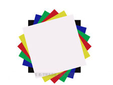 6pcs: 50cm x 50cm - PHOTO REFLECTIVE BOARD MIRROR EFFECT REFLECTORS DISPLAY