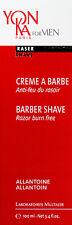 Yonka Men Barber Shave Razor Burn Free Allantoine 100ml  BRAND NEW