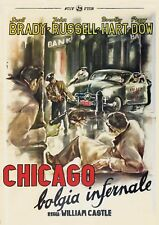 Chicago, Bolgia Infernale DVD SINISTER FILM