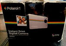 Polaroid Z2300 10MP Digital Instant Print Camera - White