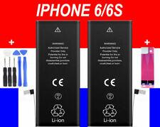 BATTERIE IPHONE 6 / 6S INTERNE 0 CYLCE 100% Neuve Haute Qualité + Outils+adhesif