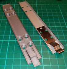 """Commodore Amiga 4000T Tower - SLITTE RAILS DRIVES 5.25""""  - Stampa 3D"""