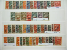 Costa Rica Stamps 200+ Early Specimen Collection
