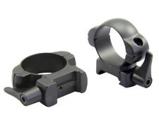 CCOP Rifle Quick Release Steel Scope Rings SR-3002WM for 30mm tube Size Medium