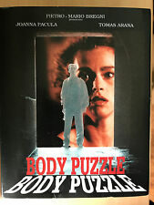 BODY PUZZLE ~ 1992 Italian Giallo Horror Film   88 Films UK Blu-ray w/ Slipcover