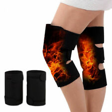 1Pair Tourmaline Self-Heating Knee Pads Far Infrared Therapy Magnetic Hea A N3O7