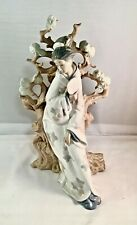 New ListingLladro - Geisha Girl with Fan #4807, Mint condition