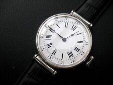 Rare Fabrique d'Horlogerie de Fontainemelon SA 45 mm Swiss Made Wrist watch