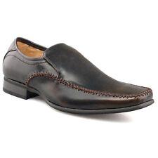 Goor Slip Ons Square Shoes for Men