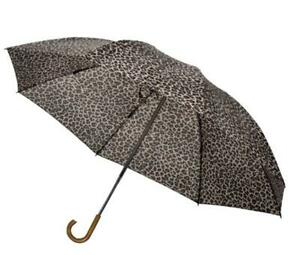 JML Incredibrella in a Luxurious Leopard Print - Stay Dry in Style