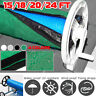 AU Swimming Pool Solar Roller Reel Solar Blanket Winter Cover Outdoor  | *